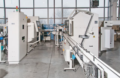 Integrated production lines